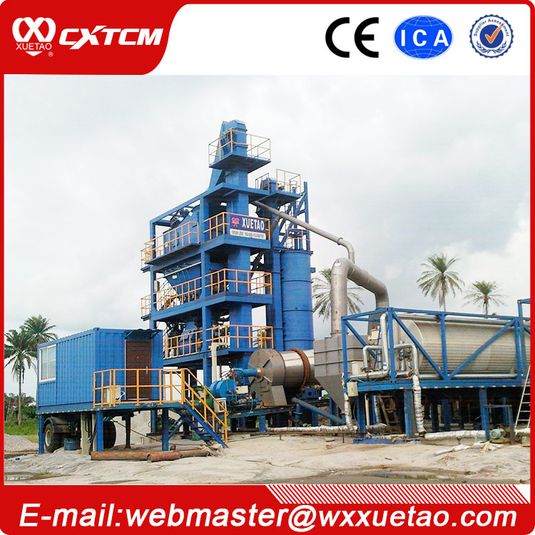 mobile asphalt mix plant in malysia