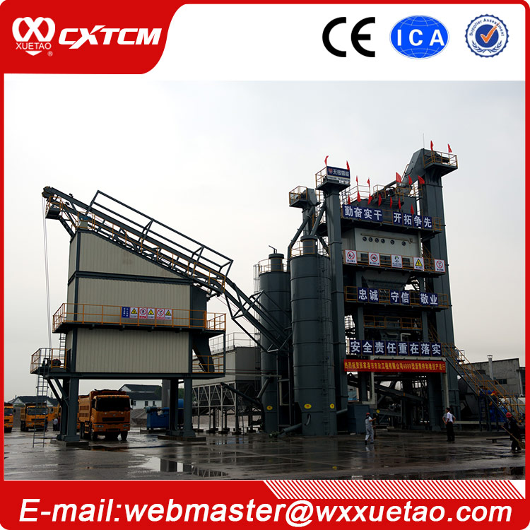 asphalt mixing plant manufacturering company in italy